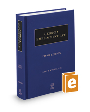 georgia employment law 5th